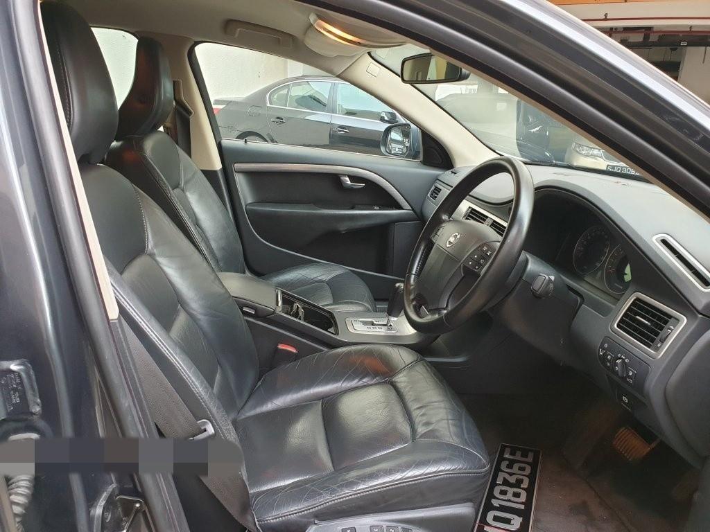 Volvo S80 2.5T (COE till 01/2029) Auto