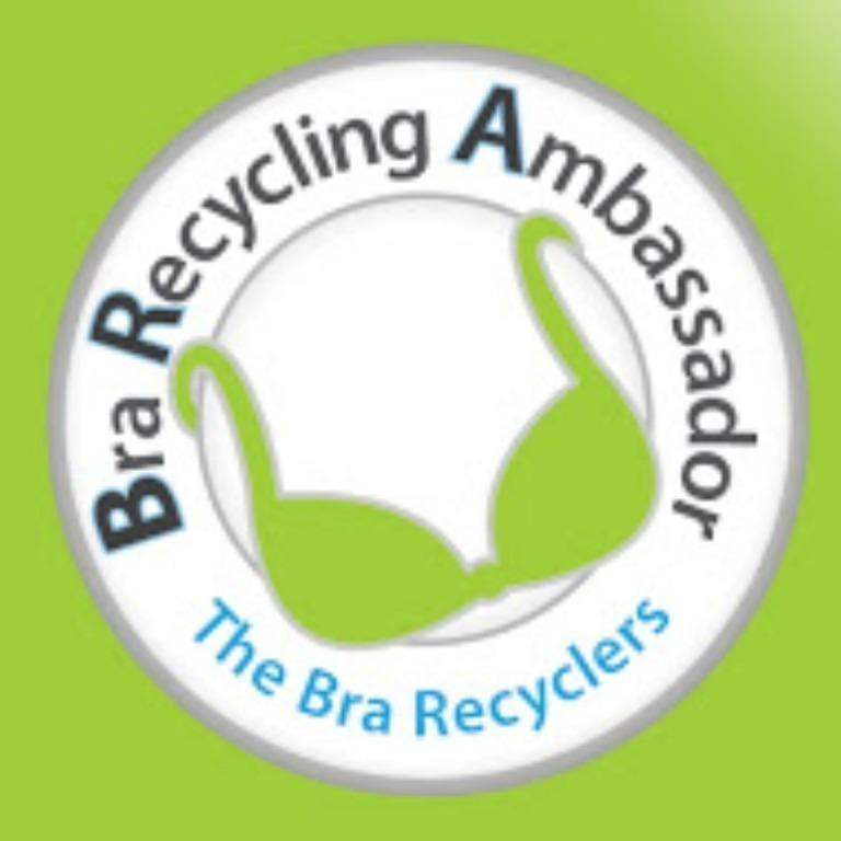 We are Adelaide's Bra Recyclers! Give your old bras a new life!