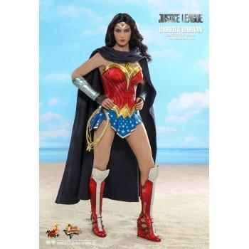 Wonder Woman Princess Diana Comic Concept Hot Toys