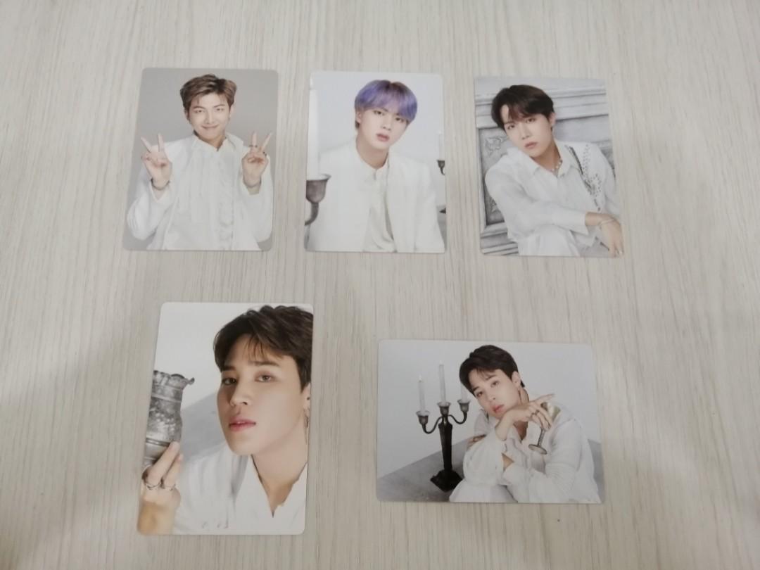 [WTT/WTS] BTS Speak Yourself The Final Mini Photocard