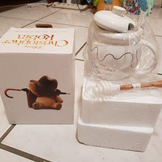 小熊維尼 蜂蜜瓷罐