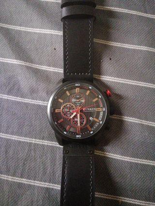 高級三眼手錶