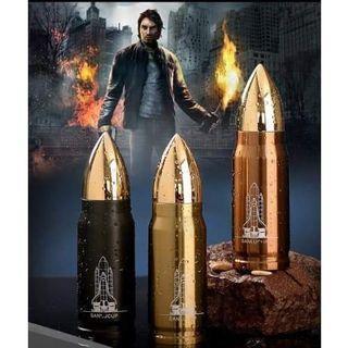 子彈不銹鋼真空保溫瓶(2瓶一組
