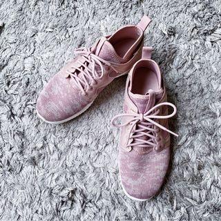Reebok Pink Skycrush Evolution WOV Sneakers (Authentic)