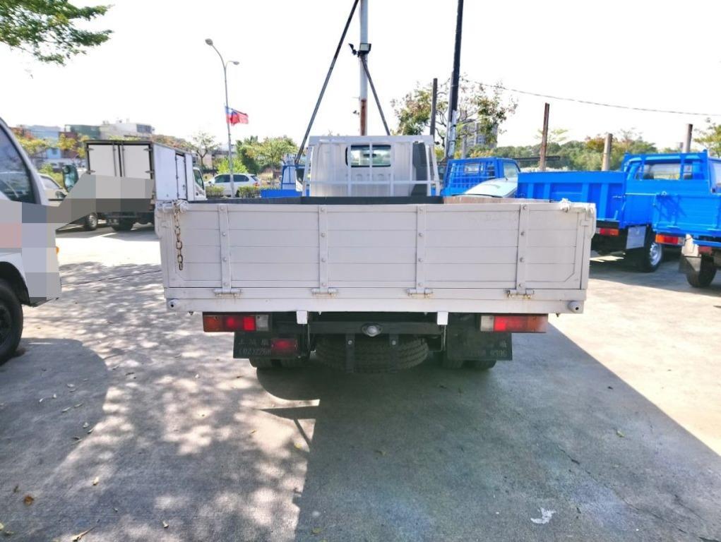 13尺半 五十鈴一路發 ISUZU ELF 3.49噸 三噸半柴油貨車 超長車斗 加長車斗 超長軸