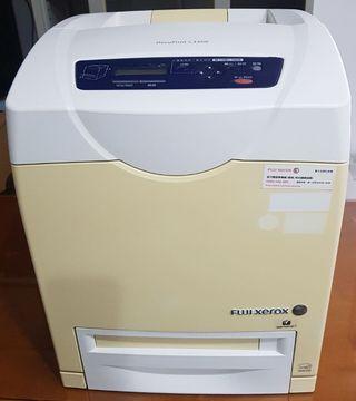 A4彩色雙面雷射印表機/內含原廠碳粉FUJI XEROX C3300DX
