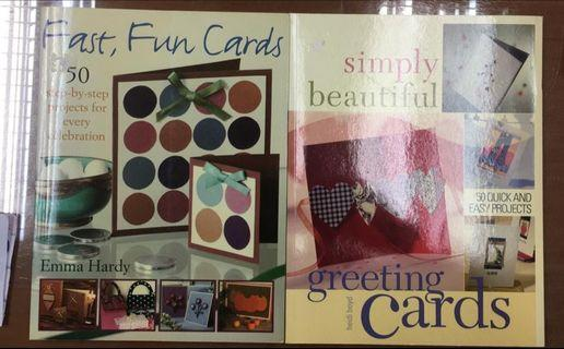 Books for card making DIY