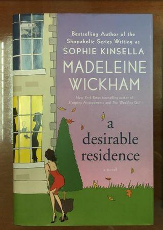 Sophie Kinsella - A desirable residence