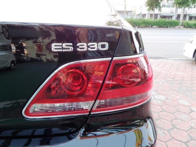 2005 凌志 ES330 LEXUS  3.3 黑
