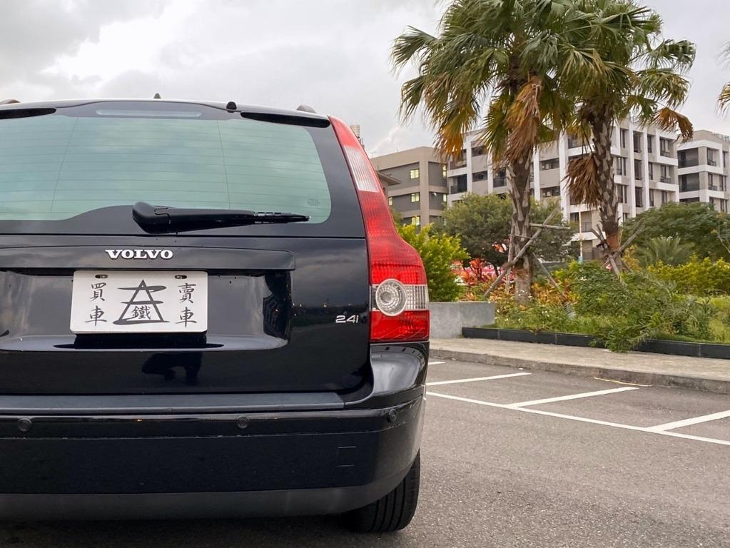 2007 VOLVO V50 2.4 旅行車 現煮時就賣25萬