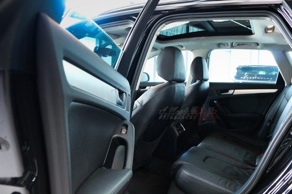 2009年 AUDI A4 五門款 2.0渦輪 四傳 七速濕式/粉專→A Maple橙奕(非A5 S4 RS4 TDI TSI