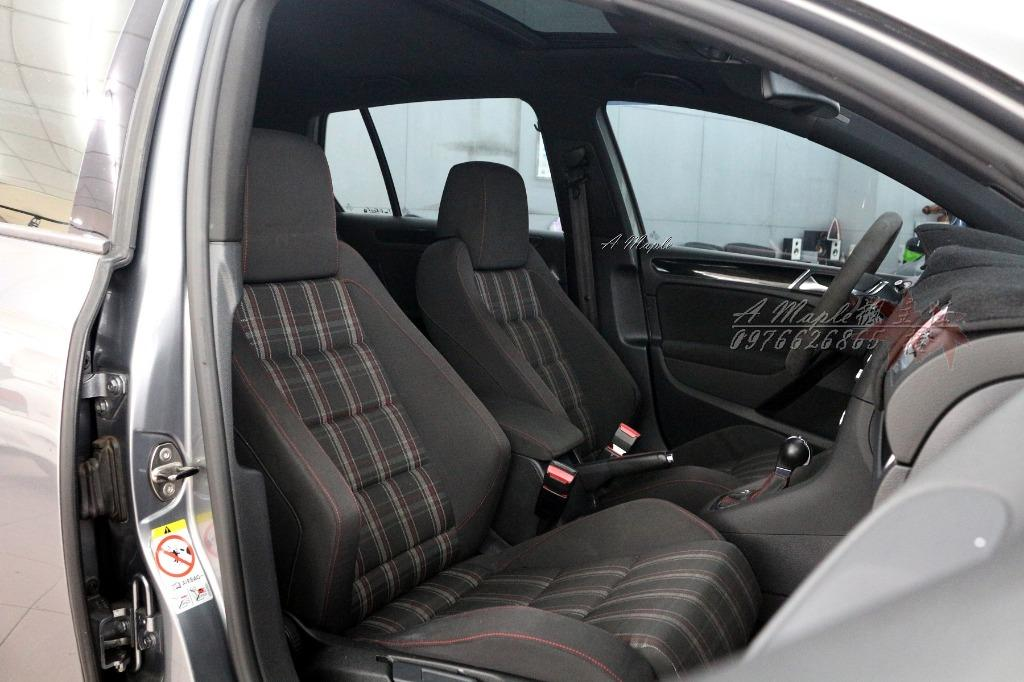 2010年 VOLKSWAGEN GOLF GTI MK6 改裝R版空力套件/粉專→A Maple橙奕(非AUDI A3 S3 RS3 TSI