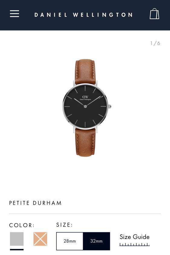 30% off Daniel Wellington watches limited time sales. 100% Authentic from Australia