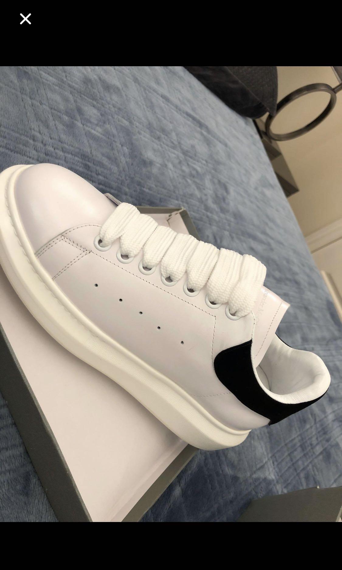 Alexander McQueen Oversized Mens sneaker