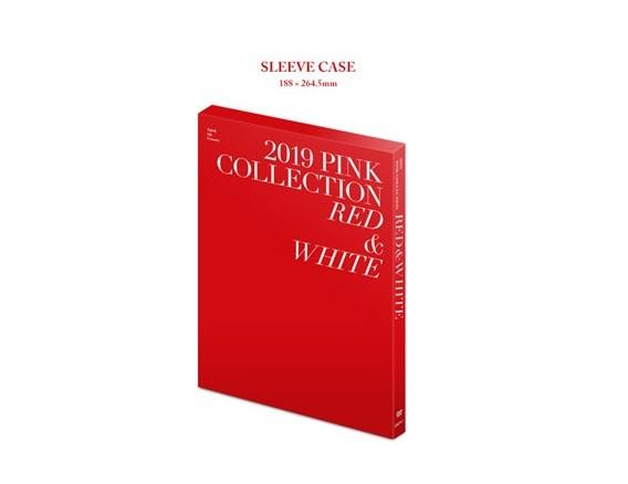 Apink - 5th concert pink collection red & white dvd