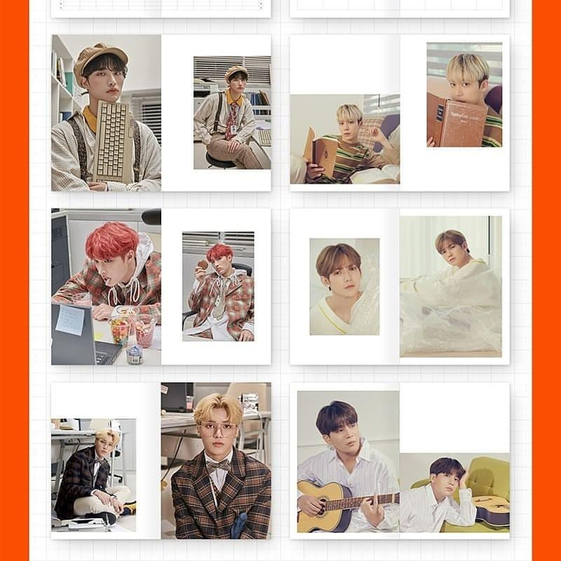 Ateez - Season Greetings 2020 - Will you be my co-worker