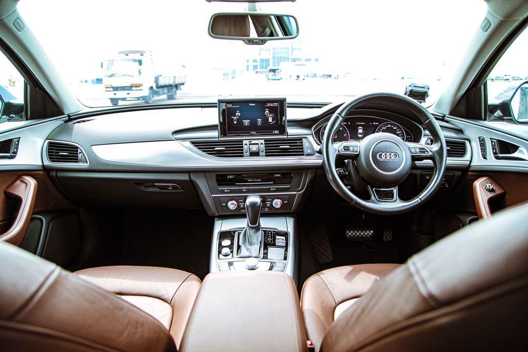 Audi A6 Sedan 1.8 TFSI ultra S tronic (A)