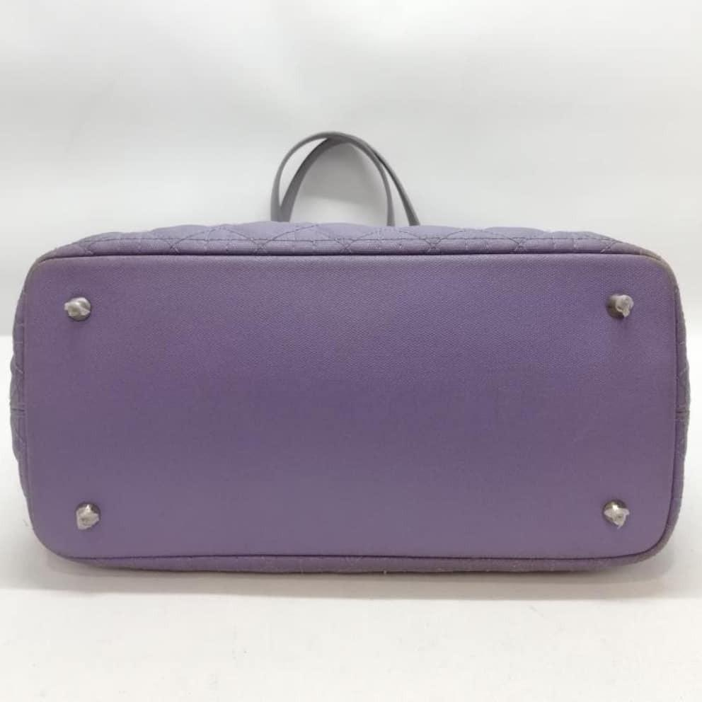 AUTHENTIC DIOR PANAREA SHOULDER BAG- LILAC PURPLE COLOR- OVERALL GOOD - (RETAILS OVER RM 5000+)