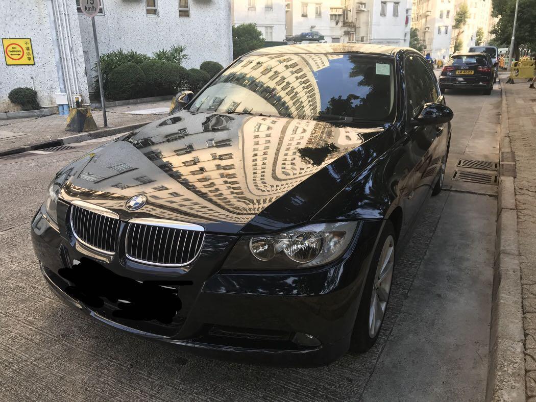 BMW 323I 2006