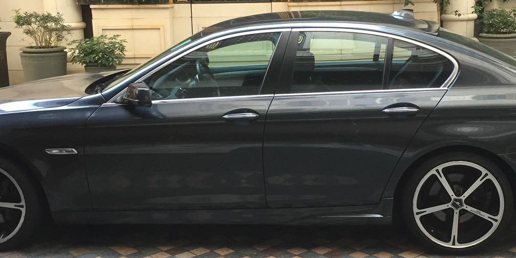 BMW 523I (F10) 2011
