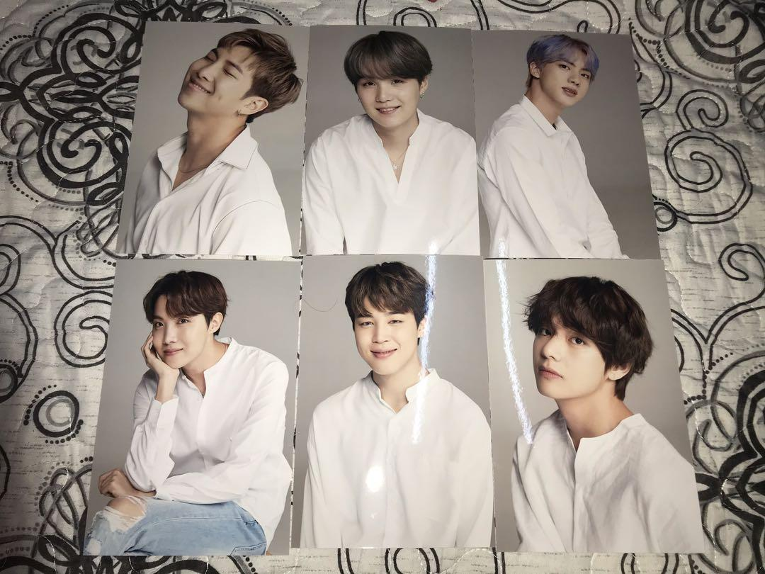 BTS ARMY GLOBAL MEMBERSHIP KIT 5th ARMY SPECIAL GIFT