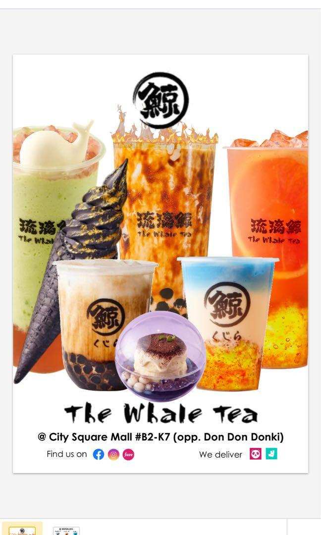 Bubble Tea Service Crew Part Time (4 days/week, 5-6 hrs/day)