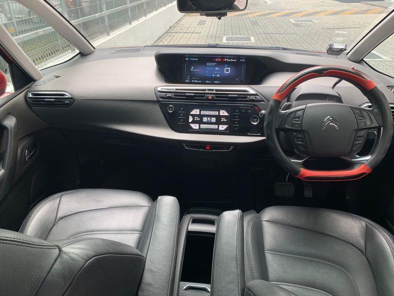 Citroen Grand C4 Picasso 1.6A blueHDI Auto