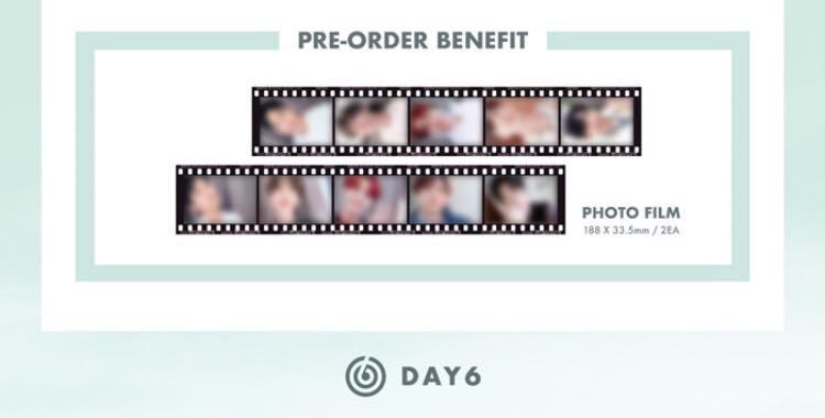 DAY6 2020 Season Greeting-My Day's Delight  ✔️Second payment needed pls read in the details