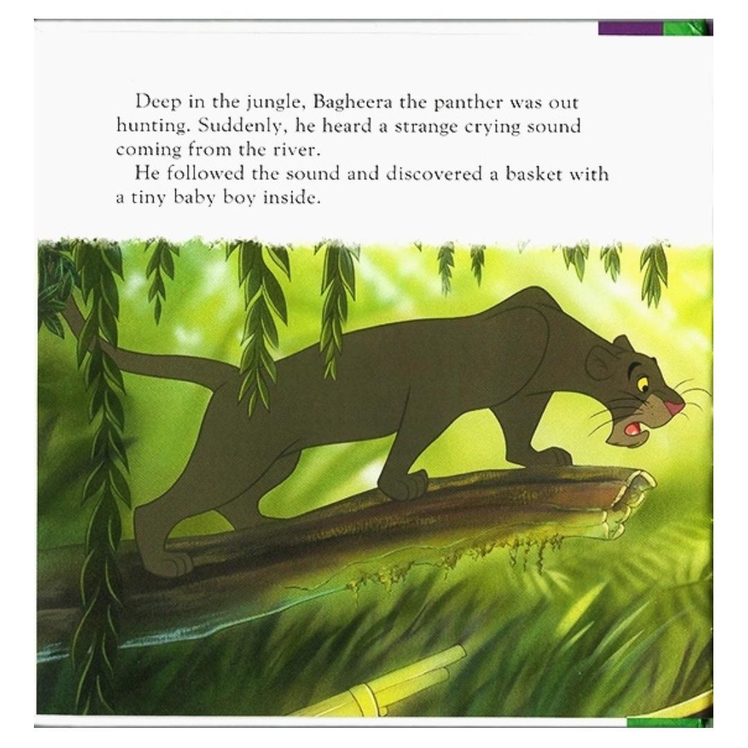 Disney The Jungle Book | English | Story Book | Children's Book