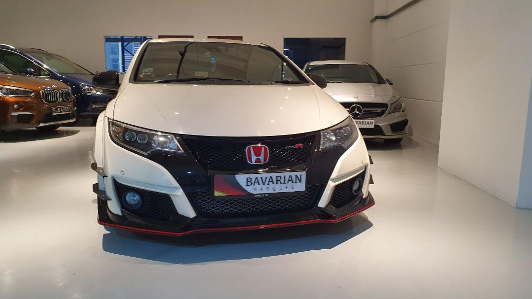 Honda Civic 2.0 Type R GT (M)
