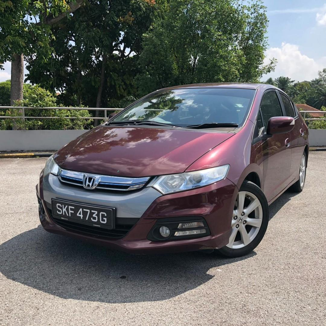 Honda Insight Hybrid no contract/3 months contract