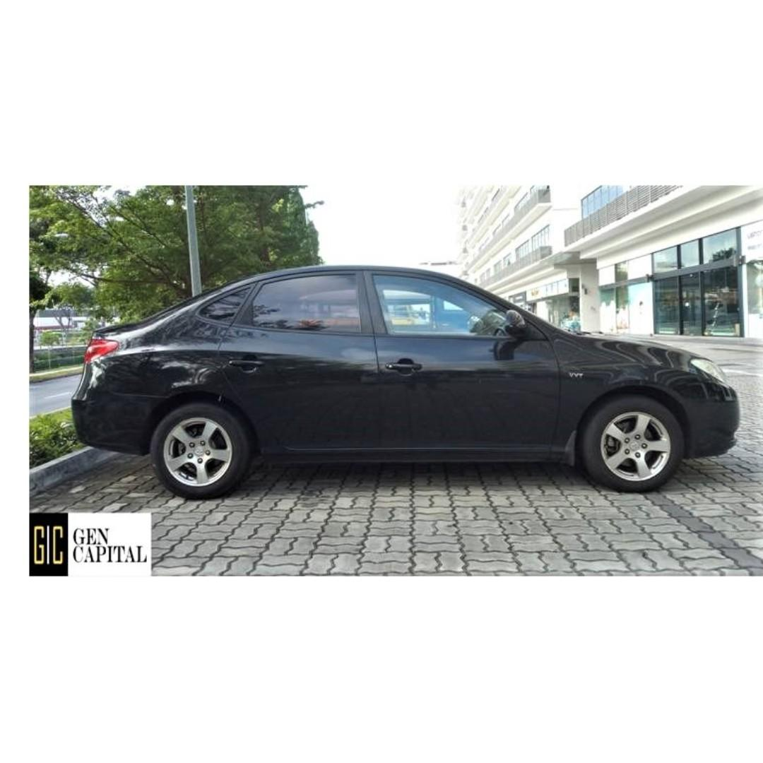 Hyundai Avante - Just down $500 and drive off! Whatsapp @90290978 NOW!!!