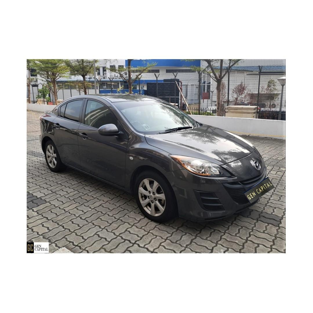 Mazda 3 - Lowest rental rates, with the friendliest service! @97396107