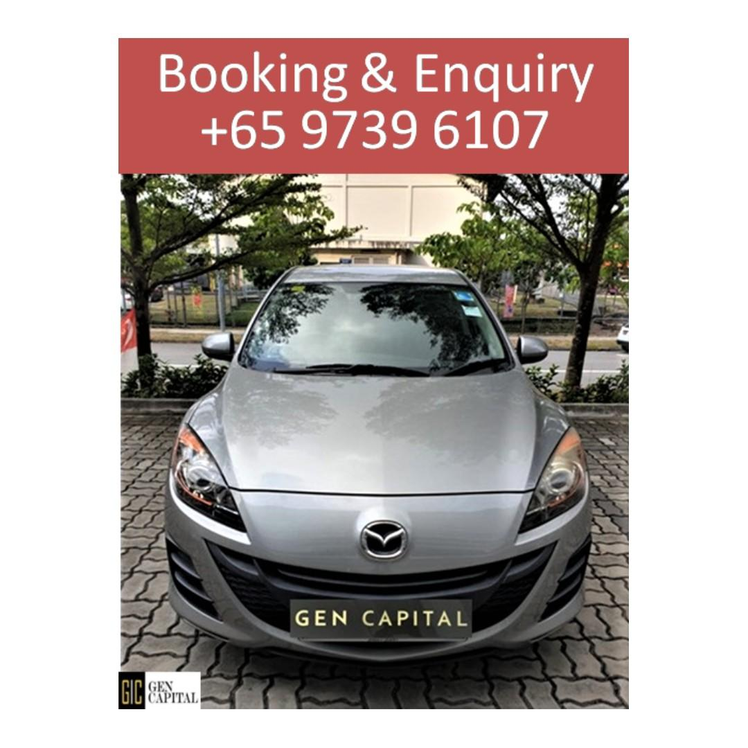 Mazda 3 - Many ranges of car to choose from, with very reliable rates! @97396107