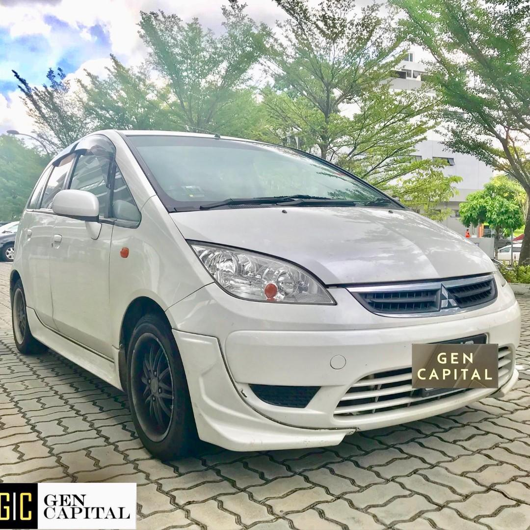Mitsubishi Colt plus - Just down $500 and drive off! Whatsapp @90290978 NOW!!!