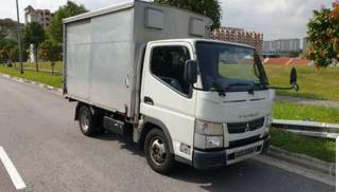 Mitsubishi Fuso Euro 5  *NO DOWNPAYMENT, CARRY ON INSTALLMENT, CHANGE OWNERSHIP*
