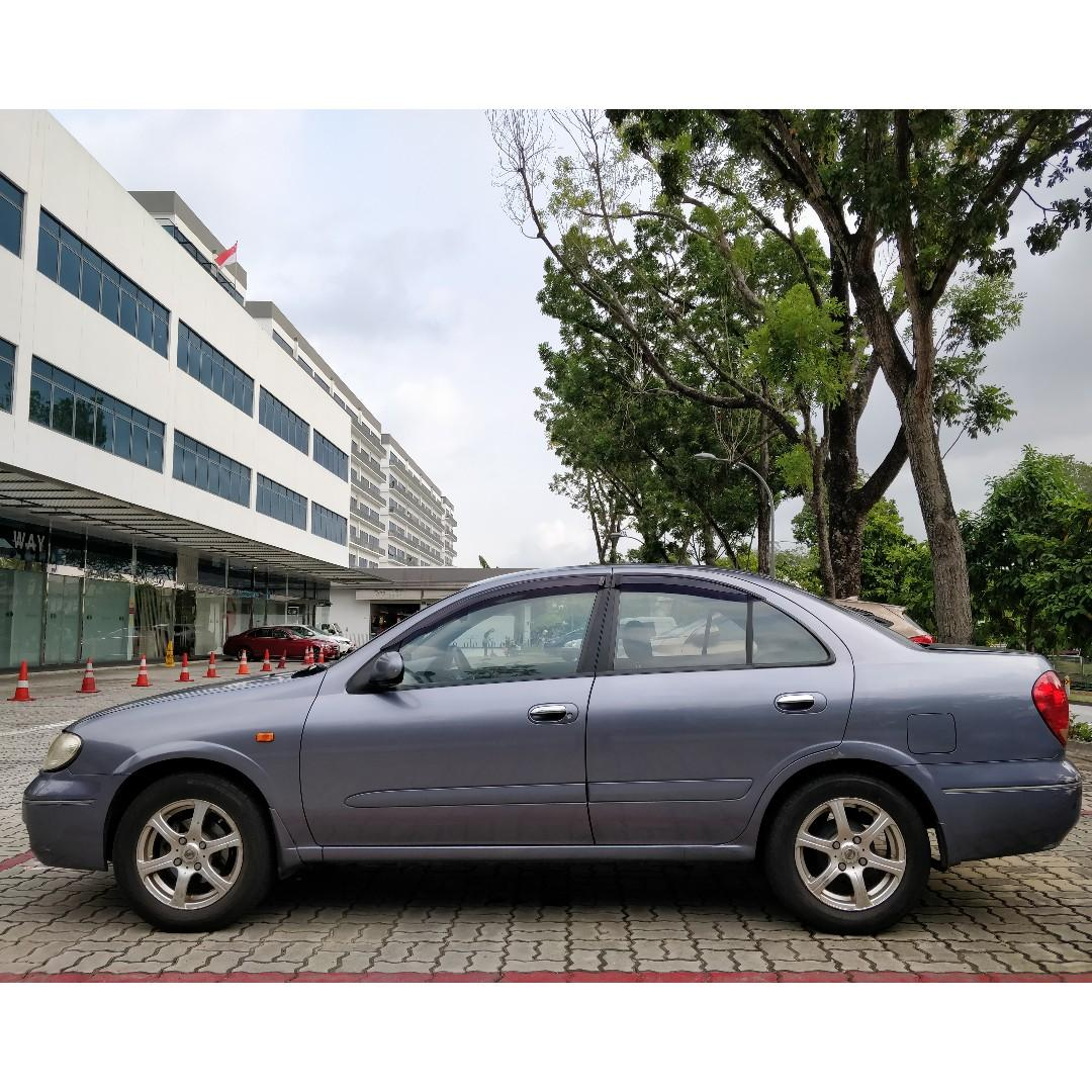 Nissan Sunny 1.6M - Just down $500 and drive off! Whatsapp @90290978 NOW!!!