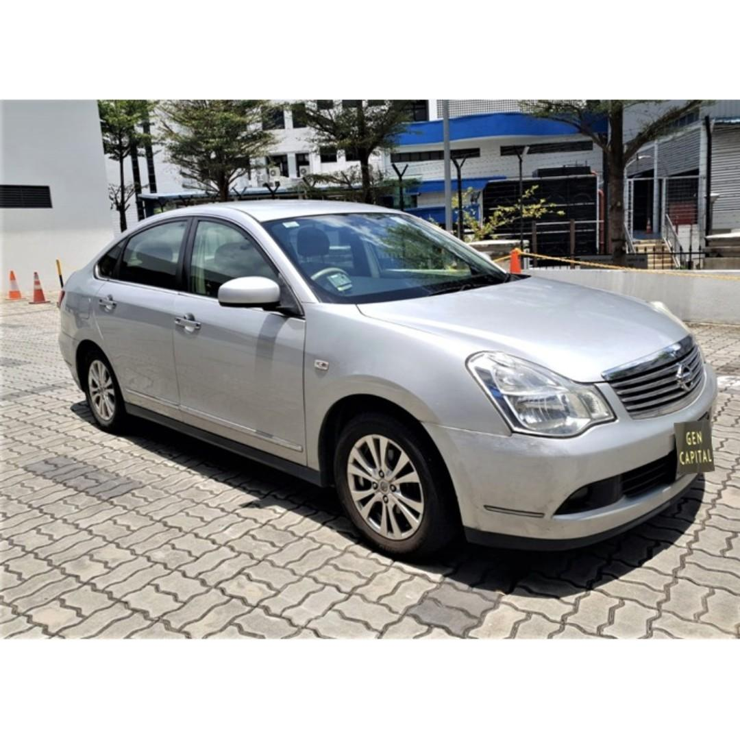 Nissan Sylphy - Just down $500 and drive off! Whatsapp @90290978 NOW!!!