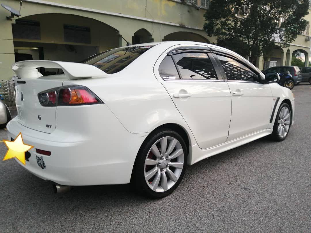 OTIGINAL LANCER(SG CAR COMPLETE DOCUMENT DIJAMIN HALAL DI JALAN RAYA MALAYSIA)