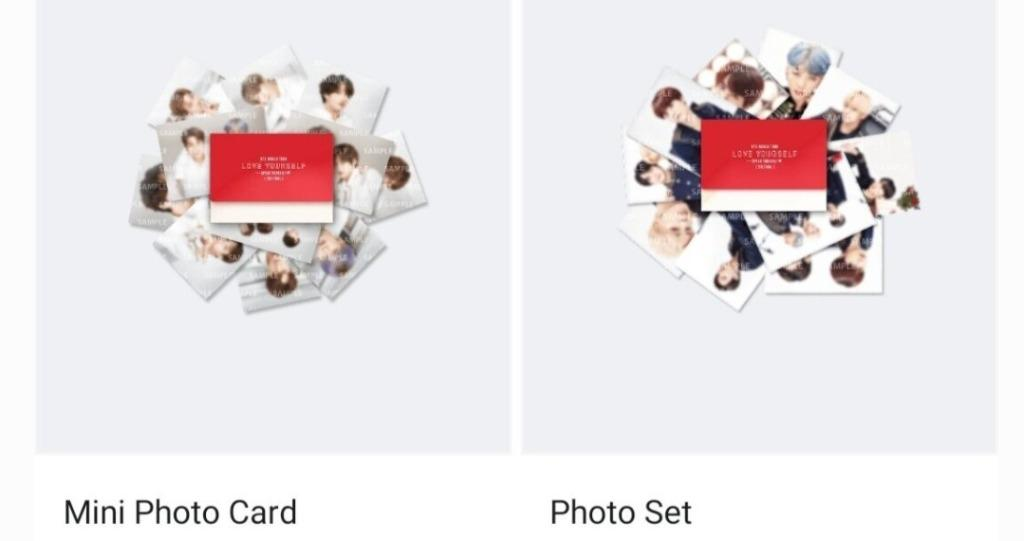 [Price reduced/Re-sell] BTS Speak yourself final merch
