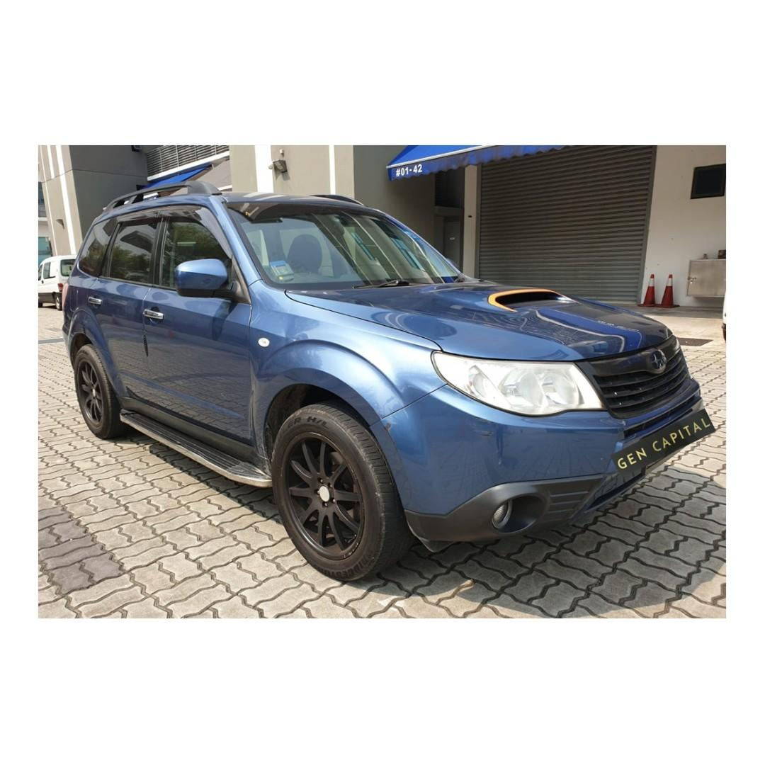 Subaru Forester - Superb Urban and Non-urban driving experience!  @97396107