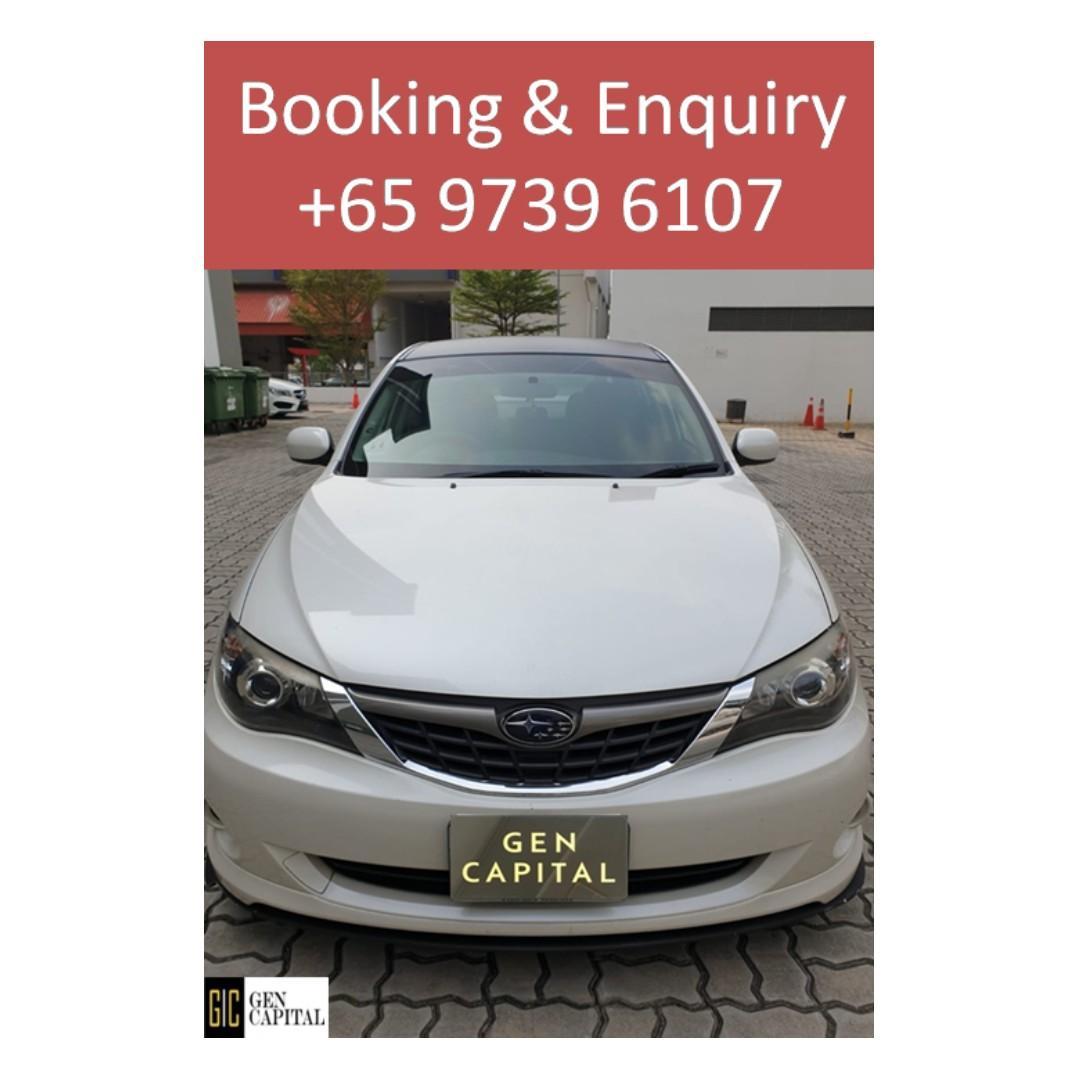 Subaru Impreza - Imprez your friend with Impreza @ cheapest rates ! @ 97396107
