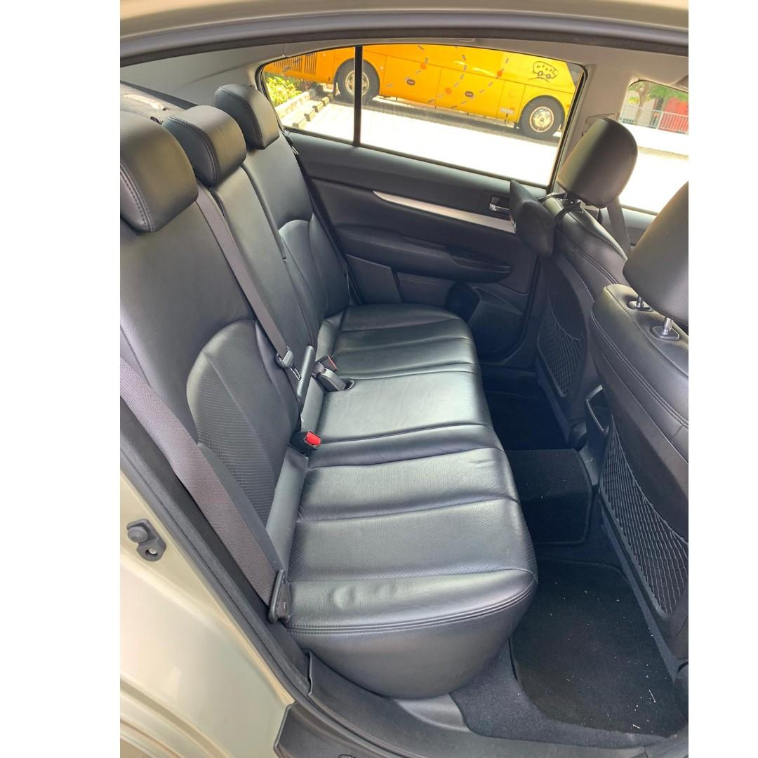 Subaru Legacy - Good condition!  Just down $500 and drive off! Whatsapp @90290978 NOW!!!
