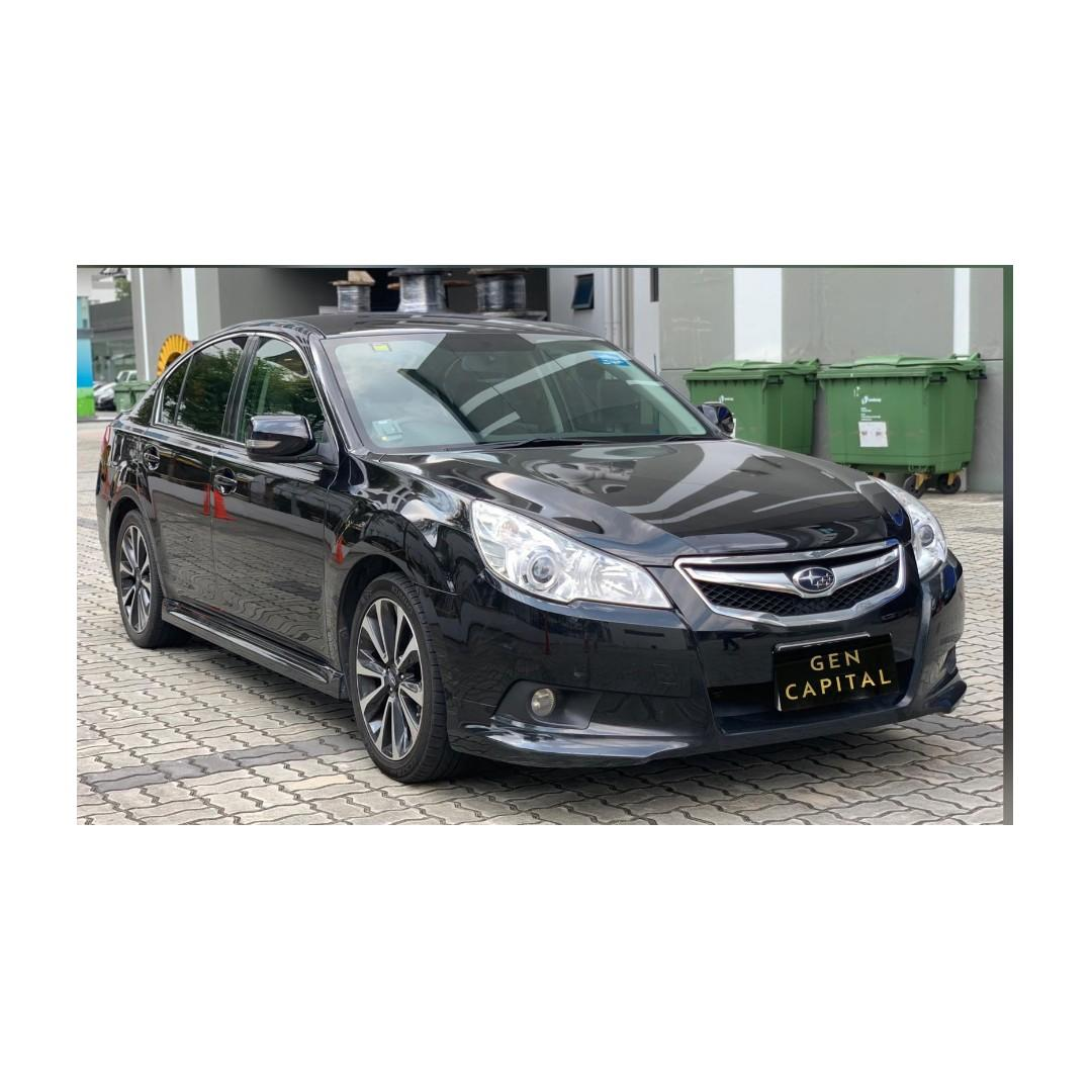 Subaru Legacy - Lowest rental rates, with the friendliest service! @97396107