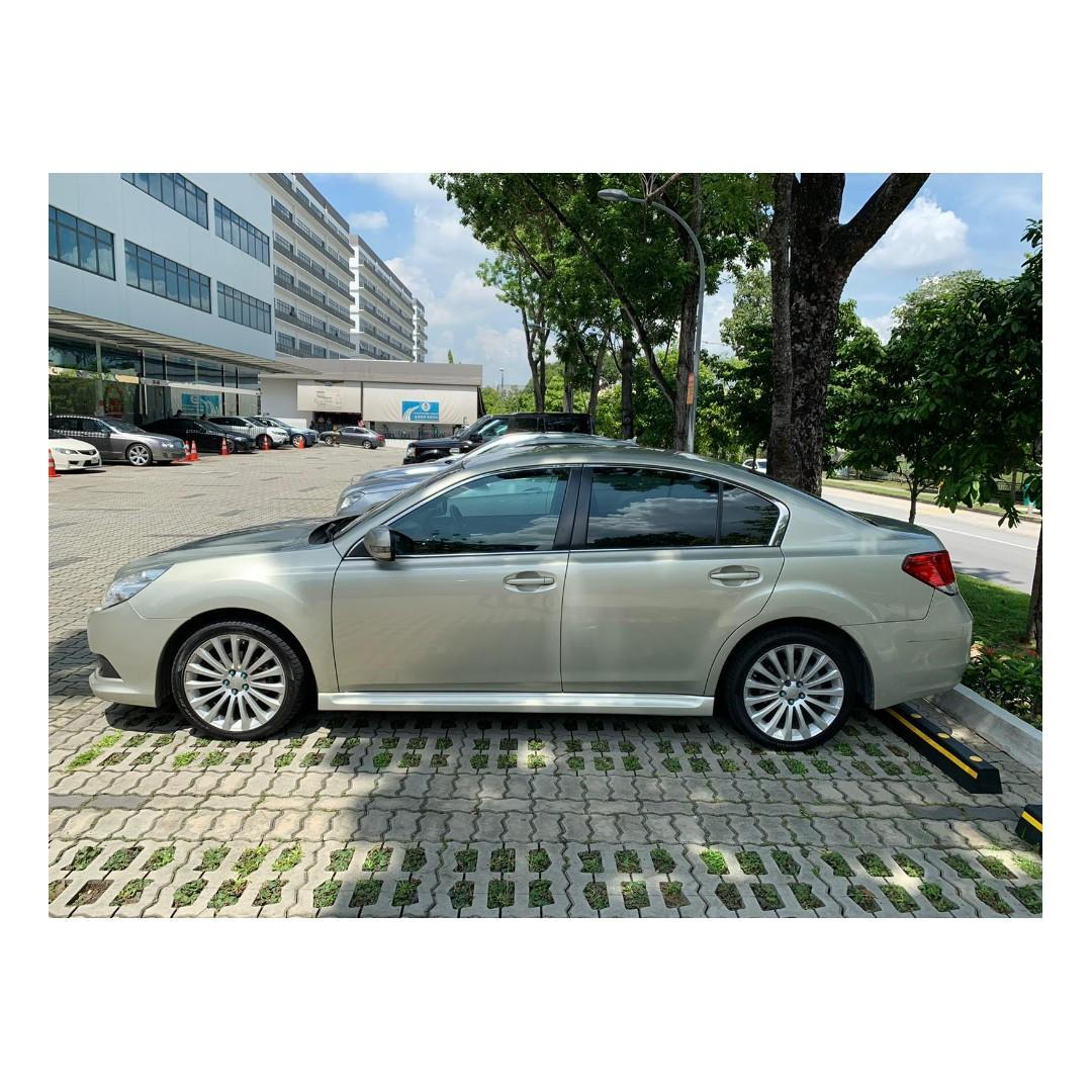 Subaru Legacy - Start your own legacy by renting with us ! @97396107