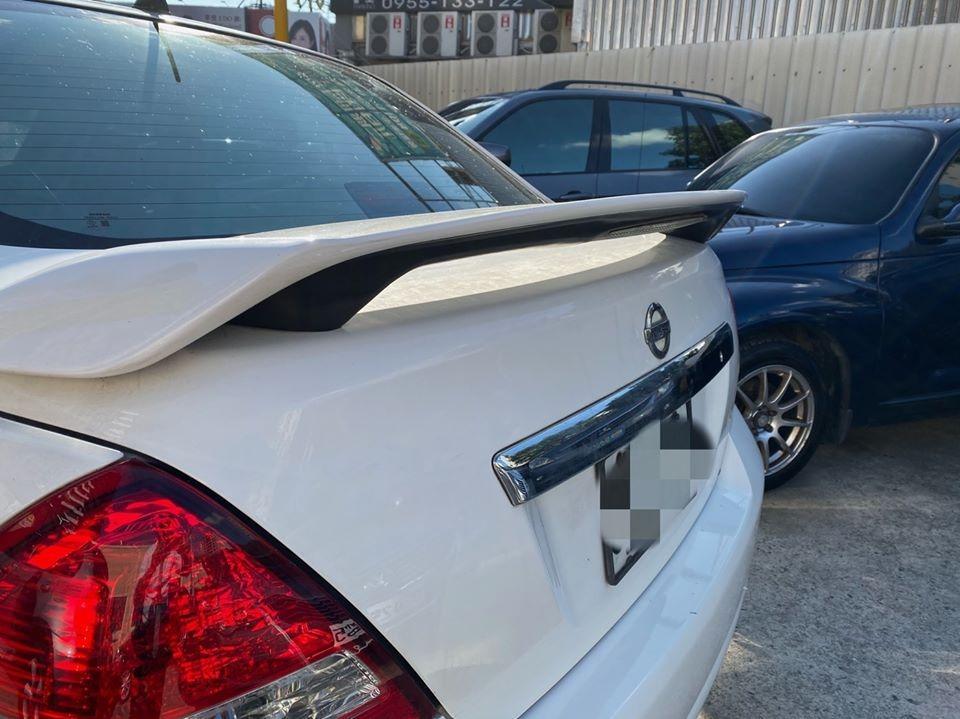 TIIDA 原廠保有 只跑6萬 一手車 雙出尾管 鋁圈 卡鉗 空力套驗 不要小看這一台小車 省油省稅 好開好保養