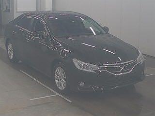 TOYOTA MARK X 2.5