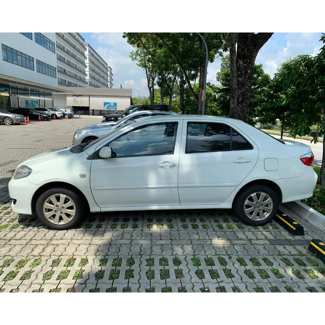 Toyota Vios - Just down $500 and drive off! Whatsapp @90290978 NOW!!!