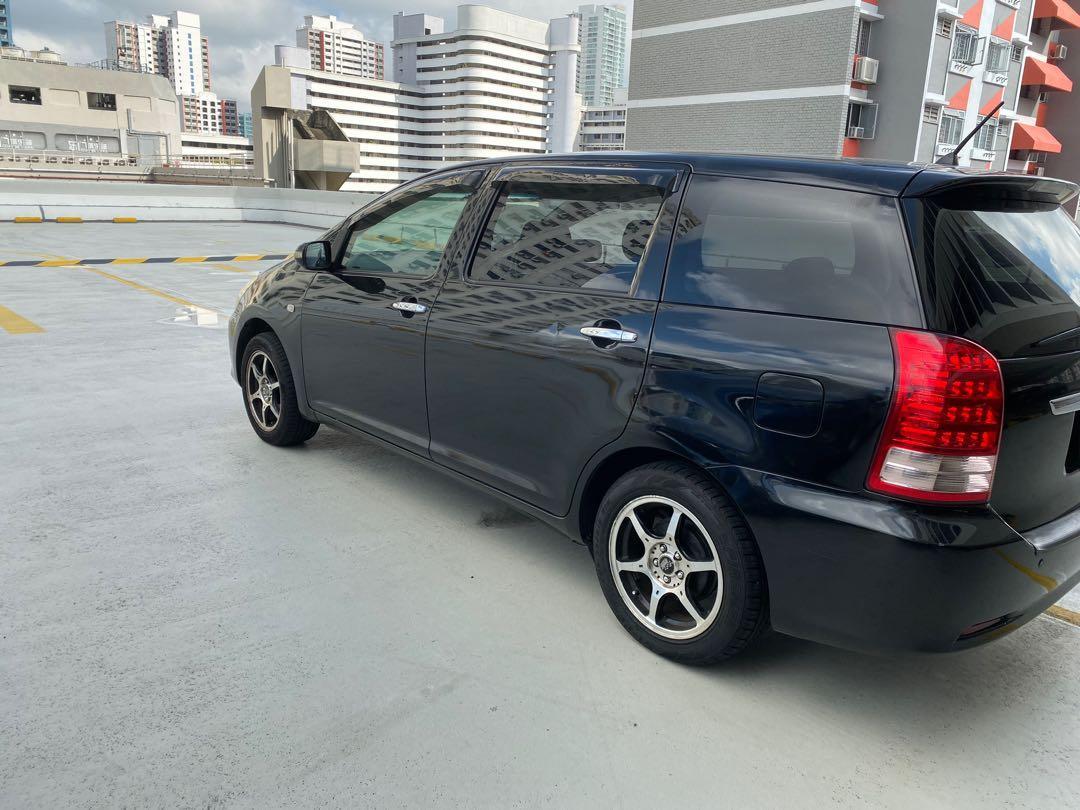 Toyota wish 7 seater