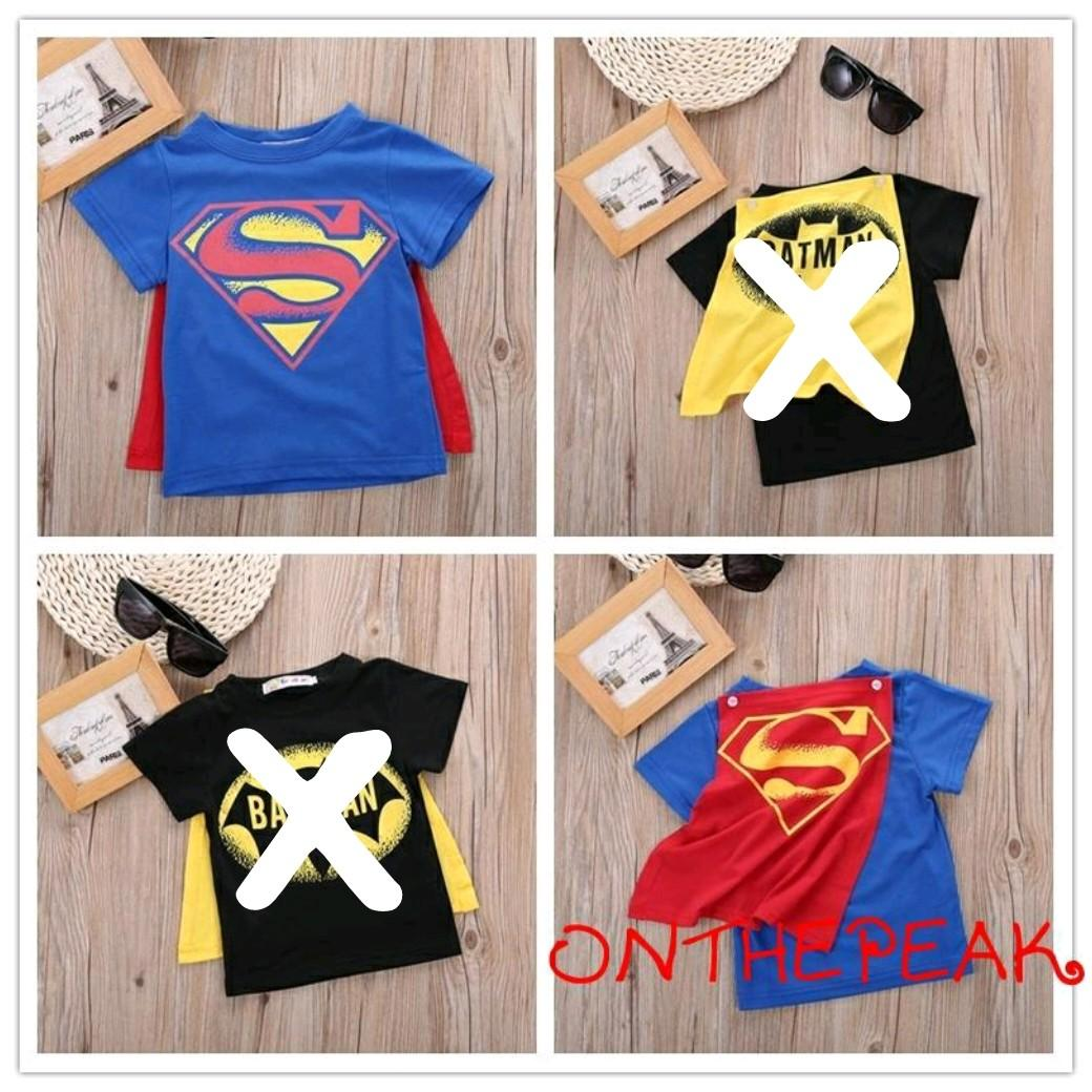 T-Shirt with removable cape